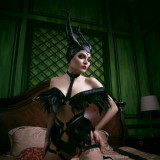 Kalinka-Fox-Naked-Maleficent-2