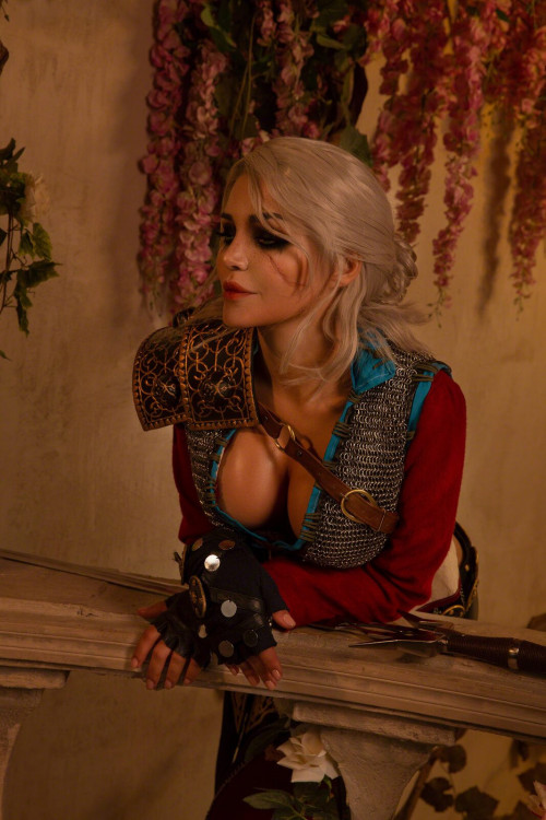 Kalinka Fox Naked Ciri (15)