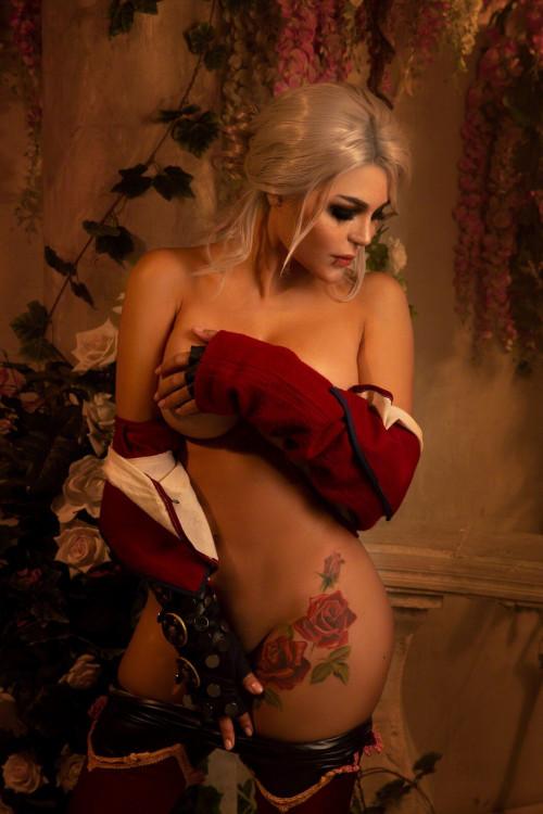 Kalinka Fox Naked Ciri (5)