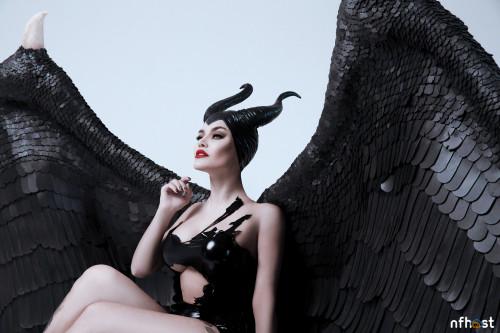 Kalinka Fox Maleficent (18)