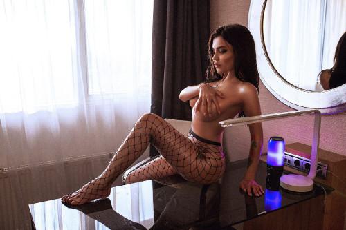 Kalinka Fox Shower 16