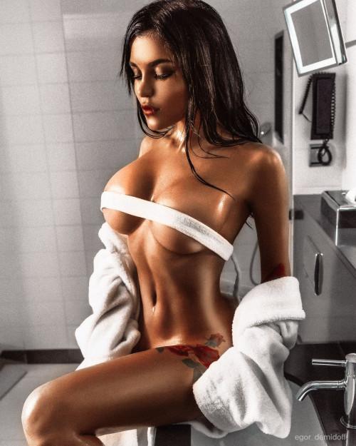 Kalinka Fox Shower 6