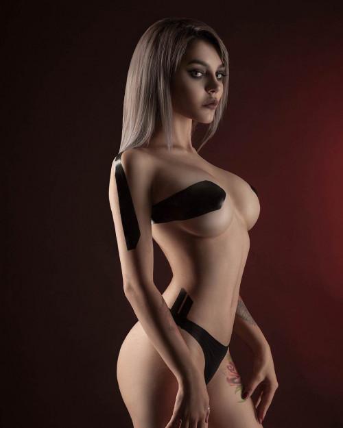 Kalinka Fox Sith 2