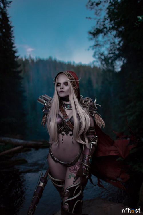 Kalinka Fox Sylvanas 14