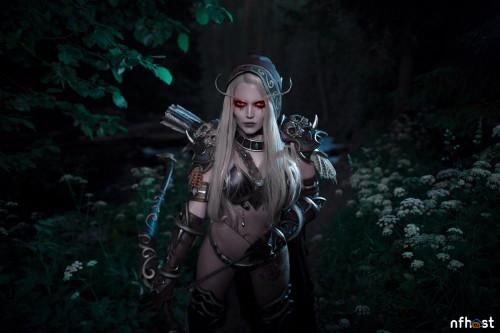 Kalinka Fox Sylvanas 16