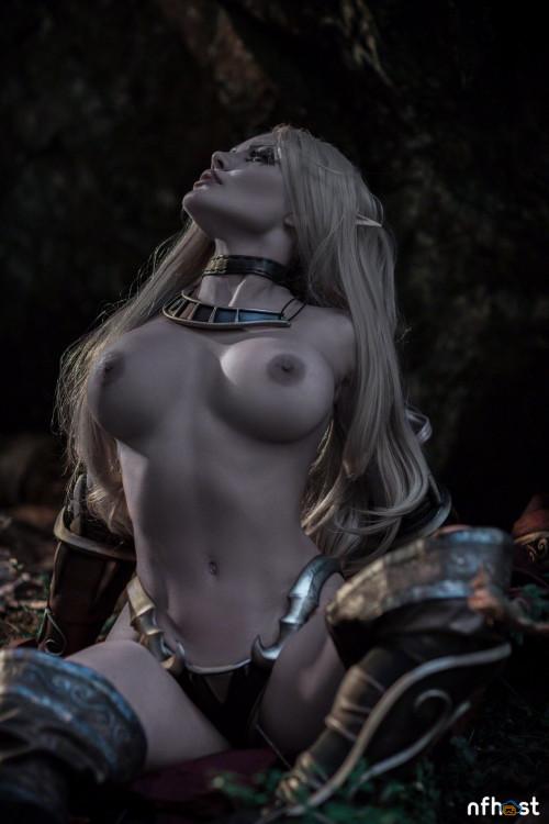 Kalinka Fox Sylvanas 18
