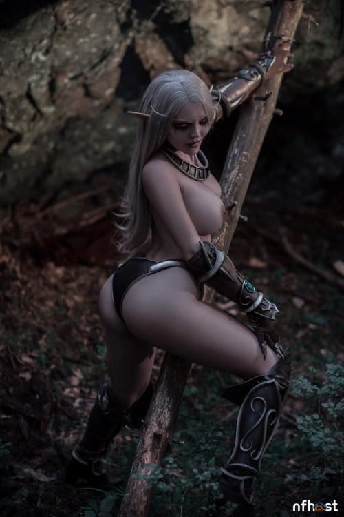 Kalinka Fox Sylvanas 9
