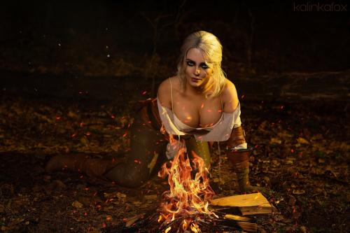 Kalinka Fox Witcher