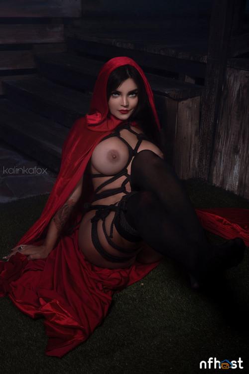 Little Red Riding Hood by Kalinka Fox2