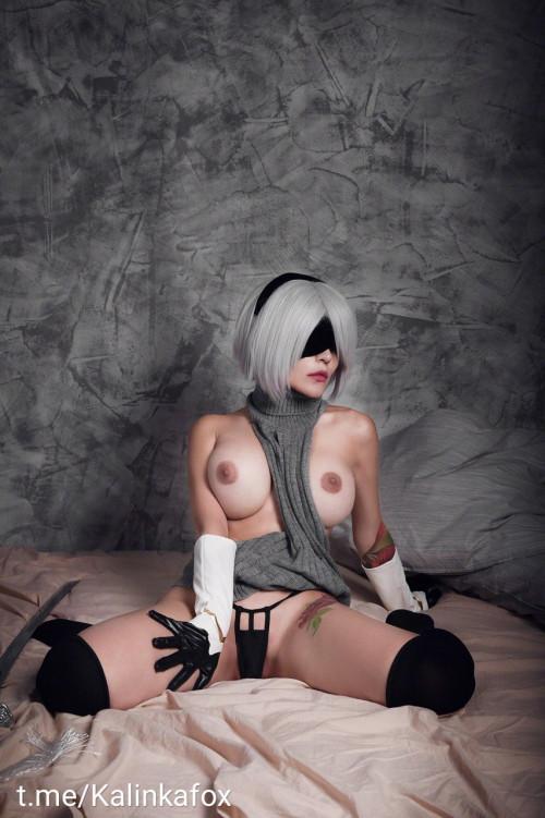 Nude Kalinka Fox