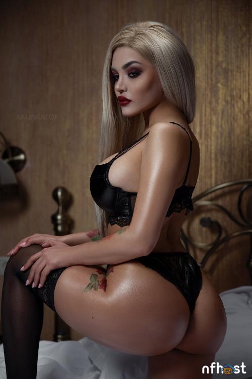 Kalinka Fox Naked (1)