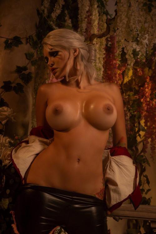 Kalinka Fox Naked Ciri 12