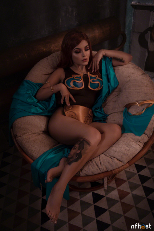 Mara Jade by Kalinka Fox (9)