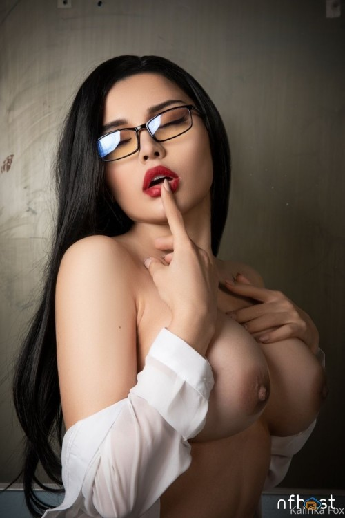 Kalinka Fox Sexy Teacher (5)