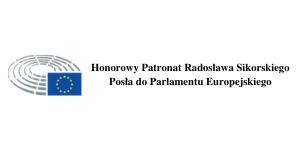 Honorowy Patronat Radosława Sikorskiego Posła do PE