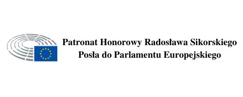 Patronat Honorowy Radosława Sikorskiego Posła do Parlamentu Europejskiego