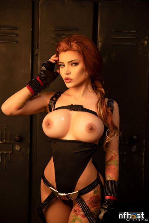 Kalinka Fox Black Widow (8)